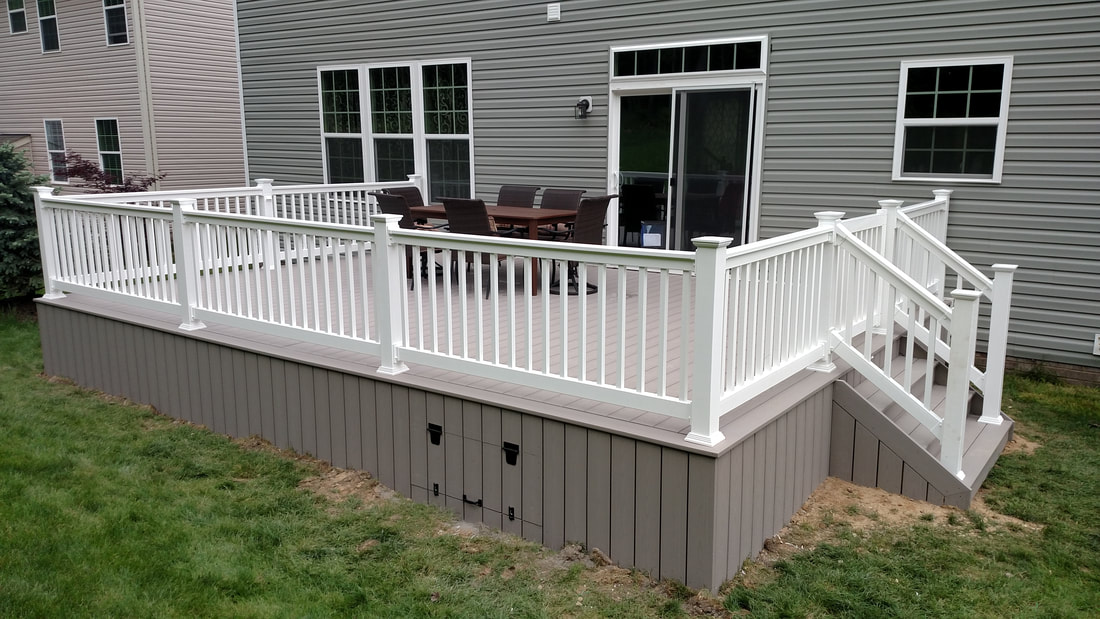 Northeast Ohio Deck Builders Buckstone Building
